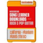California - Phantom Planet (The OC Theme Tune) (Stage 3 Lesson 2)
