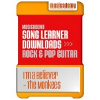 I'm a Believer – The Monkees (Stage 2 Lesson 7)