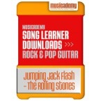 Jumping Jack Flash - The Rolling Stones (Stage 4, Lesson 5)