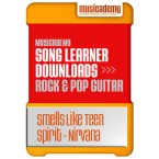 Smells Like Teen Spirit - Nirvana (Stage 3 Lesson 3)