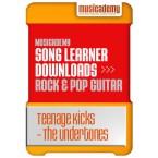 Teenage Kicks - The Undertones (Stage 3 Lesson 4)