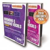 Double Pack - Harmony & Backing Vocals in Worship Vols 1&2