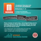 Training Tracks For Drummers - Albums 1,2,3,4