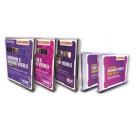 Combo - all the Musicademy Vocals DVDs & CDs  (x8 disks)