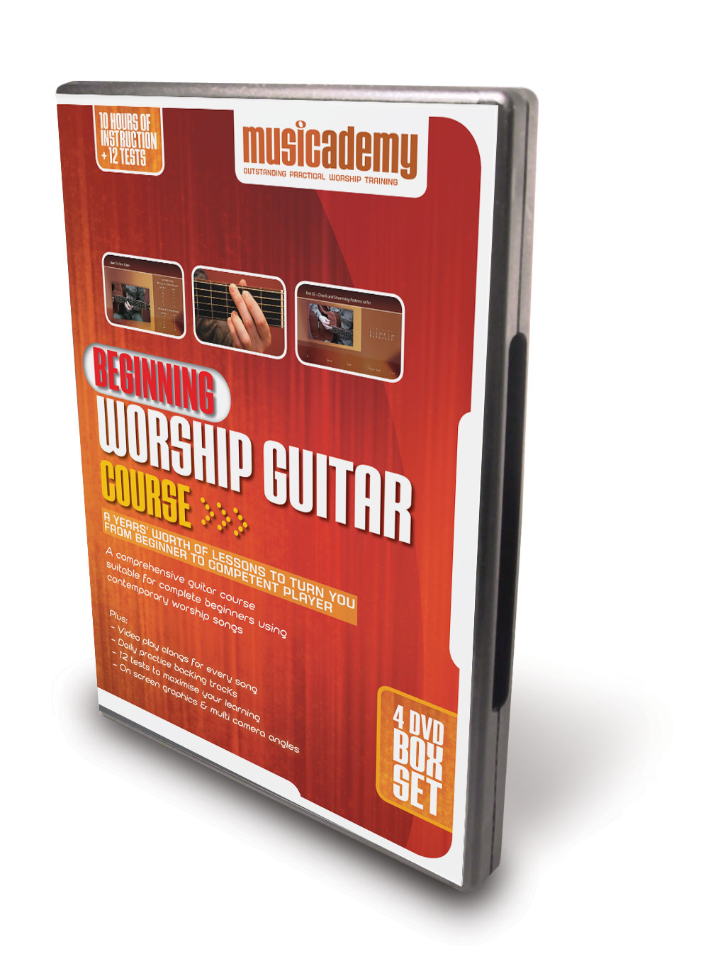 NEW Beginning Worship Guitar Course
