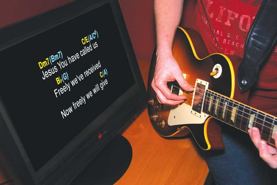 Worship Backing Tracks For Christian Guitar Drums Bass