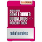 God of Wonders - Bass