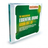 The Essential Drums Work-Out CD