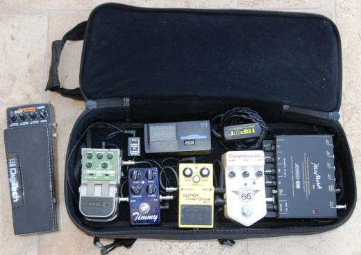 Pedal-board