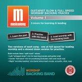 Worship Guitar Training Tracks