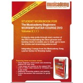 Beginners Guitar Workbook Volume 2