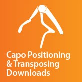 Capo Positioning & Transposing for Guitar Downloads