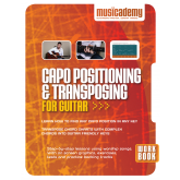 Capo Positioning and Transposing for Guitar - Workbook Songbook