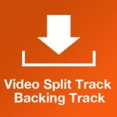 Split track backing track for I Can Only Imagine by Bert Millard