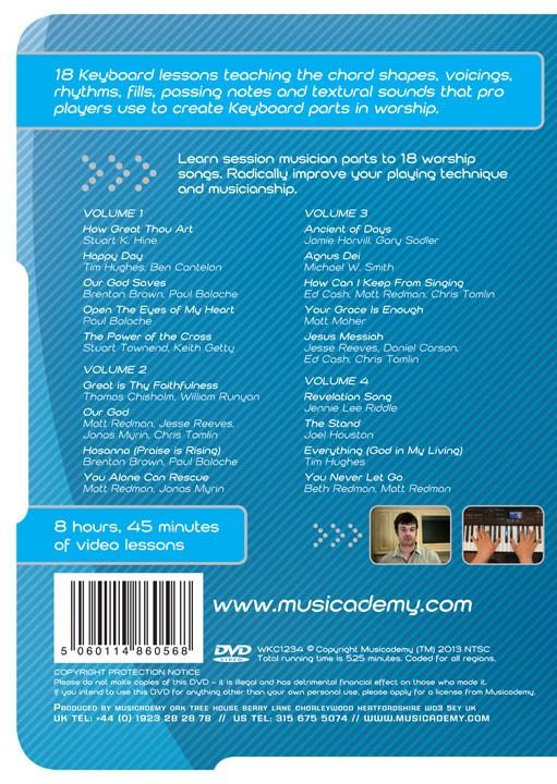 The Worship Keyboard Collection - Beginner Keys - Keyboards