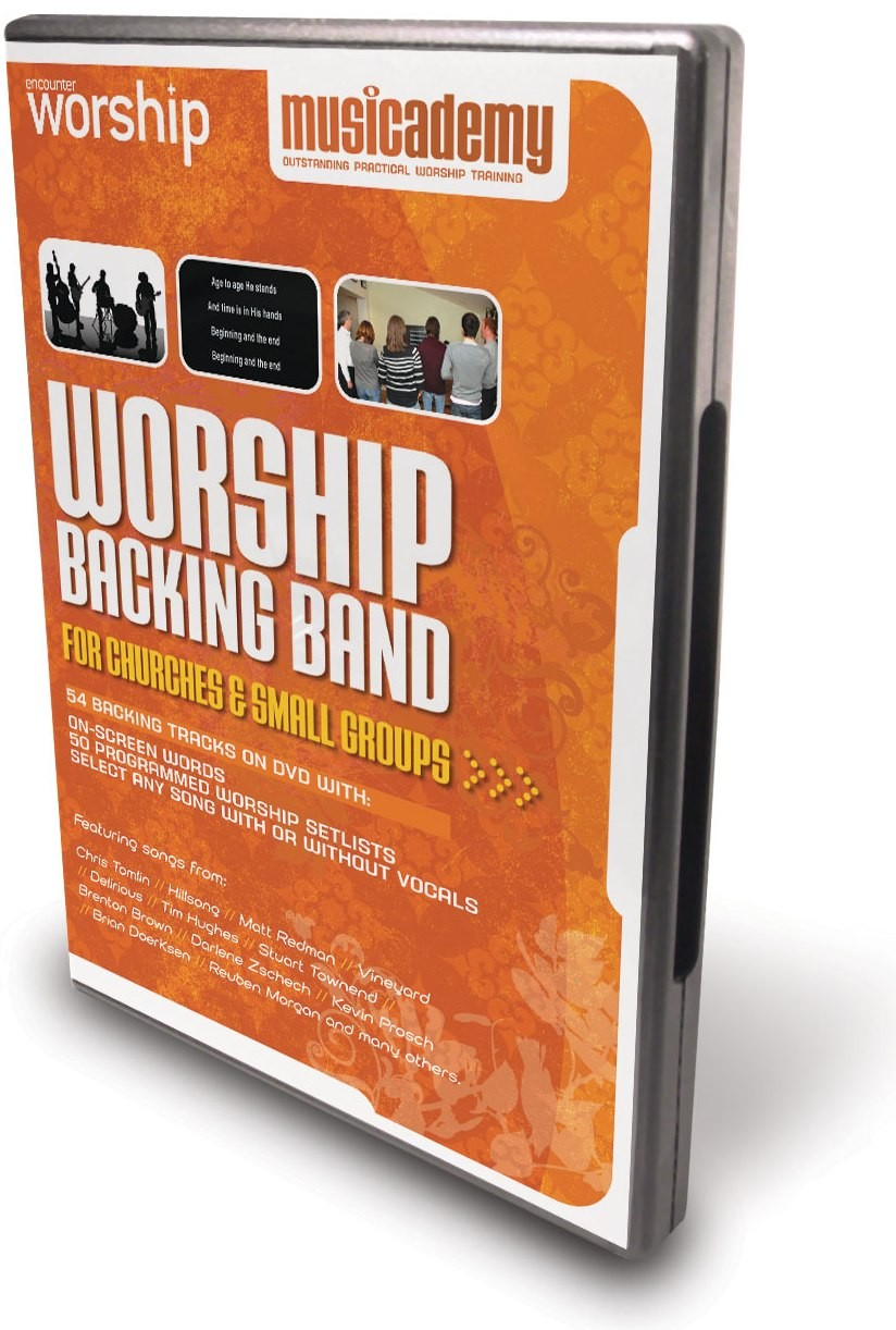Worship music backing tracks for singing in church Musicademy