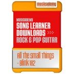 All The Small Things - Blink 182 (Stage 2 Lesson 2)