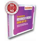 Musicademy Advanced Vocals Work-Out CD