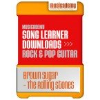 Brown Sugar - The Rolling Stones (Stage 5, Lesson 5)