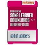 God of Wonders - Bass