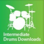 Intermediate Worship Drums Downloadable lessons from Musicademy