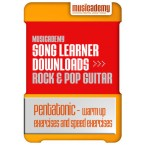 Pentatonic Warm-up & Speed Exercises (Stage 8, Lesson 2)