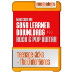 Teenage Kicks - The Undertones (Stage 3 Lesson 4)