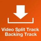 Split Track backing track for All Over the World