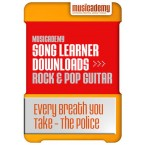 Every Breath You Take - The Police (Stage 1 Lesson 3)