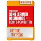 Wild Thing - The Troggs (Stage 1 Lesson 6)