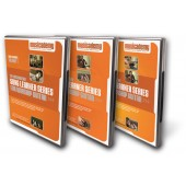 Song Learner Guitar Combo - 3 DVDs