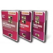 Bass Song Learner Combo - 3 DVDs
