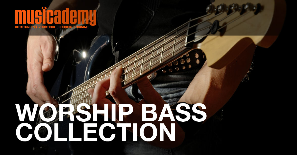 Worship Bass Collection- Lead Me To The Cross