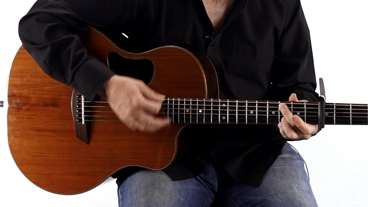 acoustic guitar lesson for cornerstone. Black Bedroom Furniture Sets. Home Design Ideas