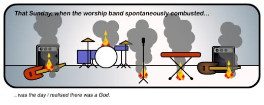 Let the church lead worship, not worship leaders