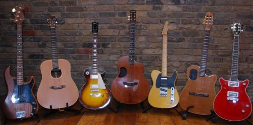 Gear Confessional Guitars