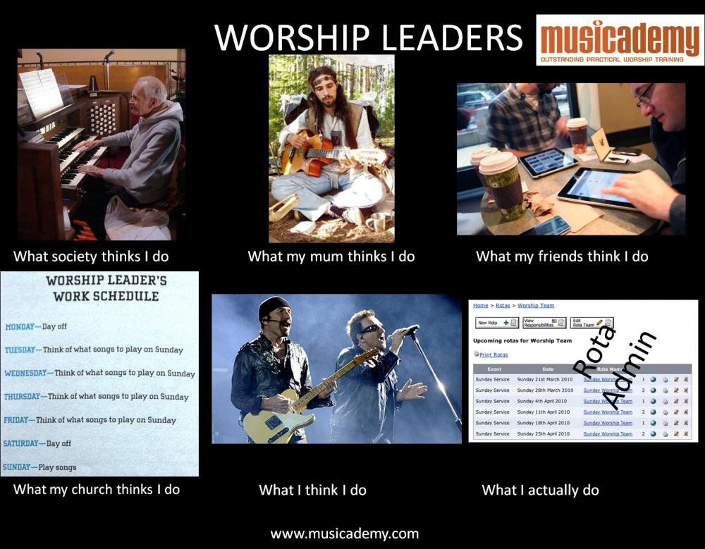 I-Think-I-Do-Worship-Leaders