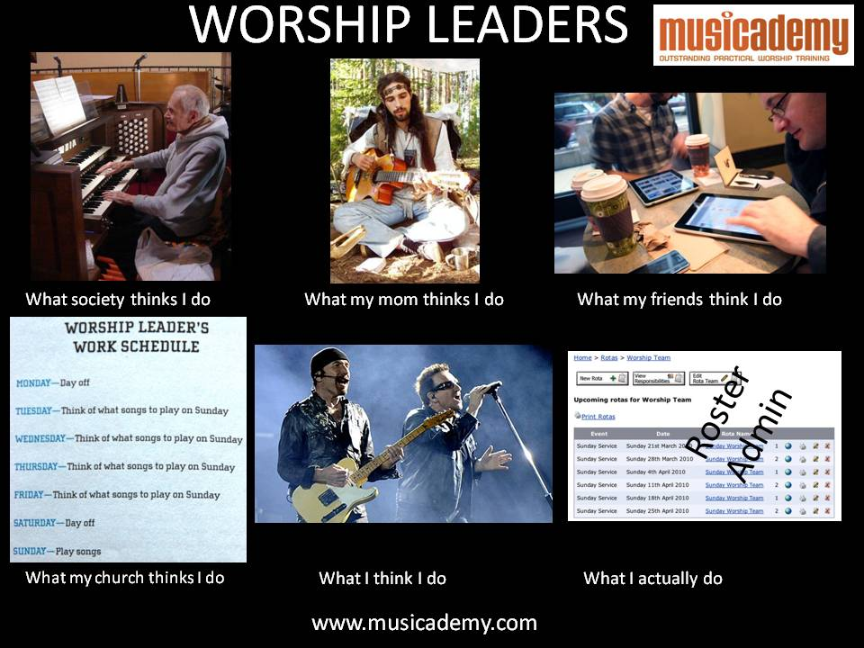 Worship-leaders-what-people-think-I-do
