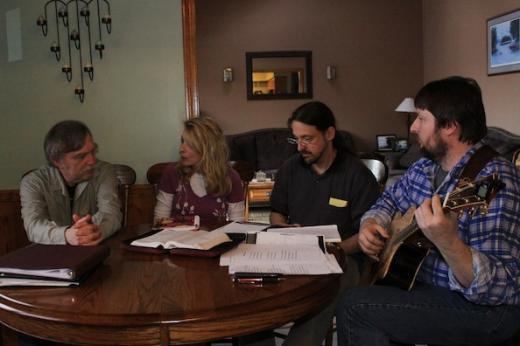 Worship-team-meeting